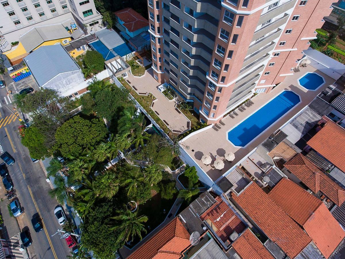 apto 327m 4 suites 5 vgs b jardim santo andré