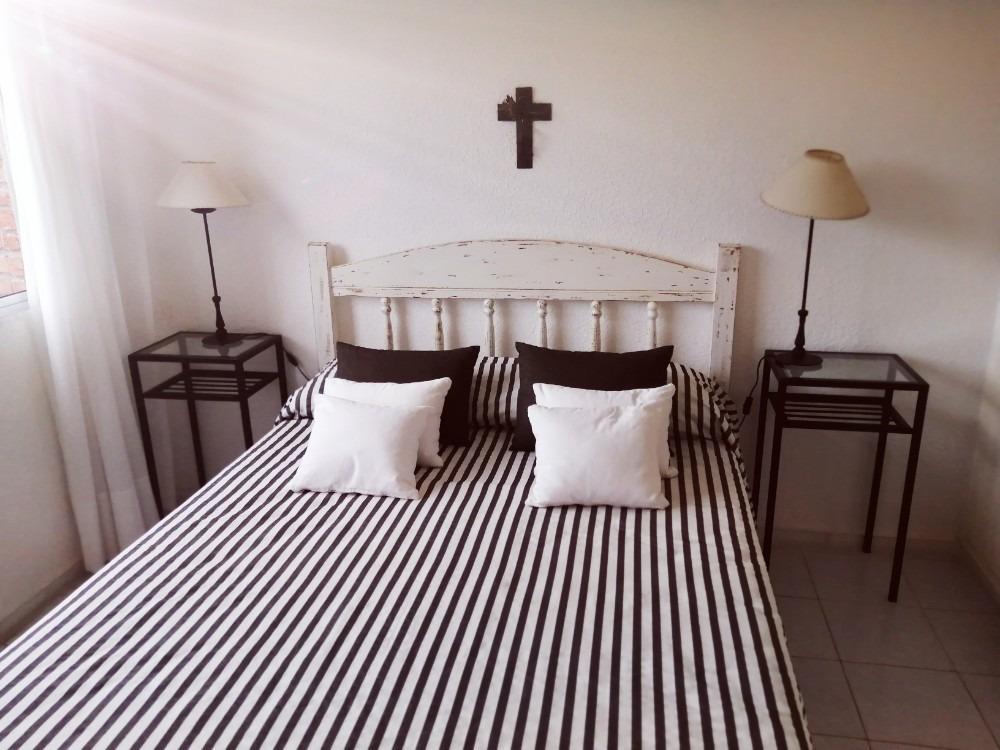 apto, 4 dormitorios, 3 baños con cochera y baulera, ref 1485