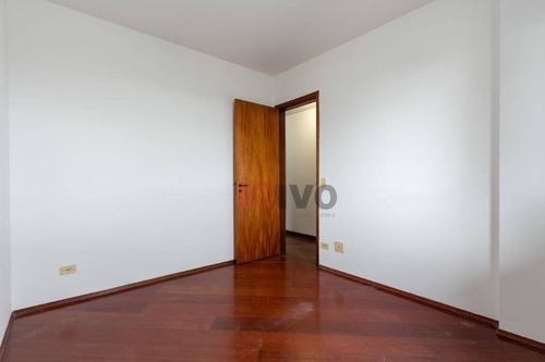 apto 4 quartos 3 vagas 118 m² úteis só r$ 1.300.000 v. clementino - ap0305