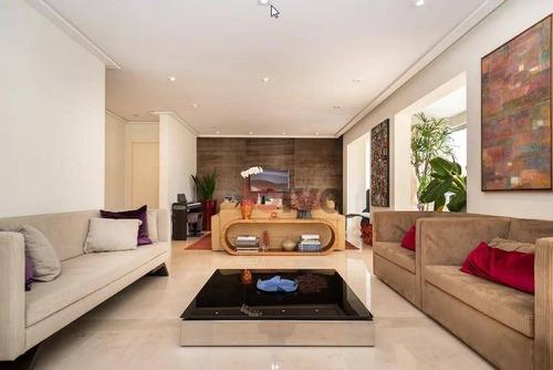 apto 4 suítes 238 m² úteis r$ 3.400.000 - brooklin -sp - ap2320