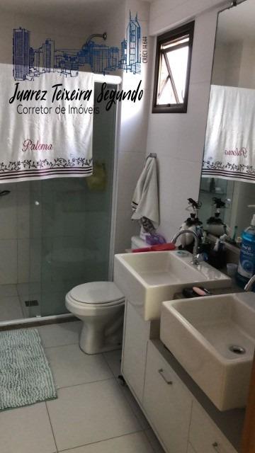 apto 4 suítes no vivant prime residence na santa mônica em feira de santana finamente decorado! - 02794 - 32832100