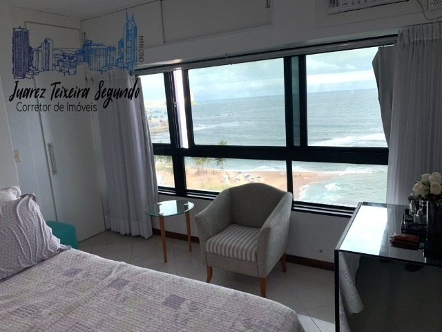 apto 4/4 com 2 suítes no ondina apart vista frontal do mar oportunidade! - 02975 - 34404373