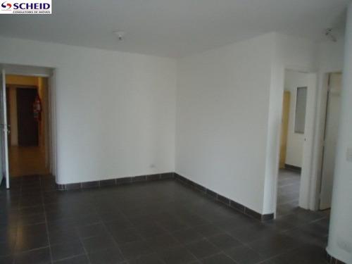*apto 55 m² com 2 dorms, 1 banheiro, 1 vaga!* - mc1209