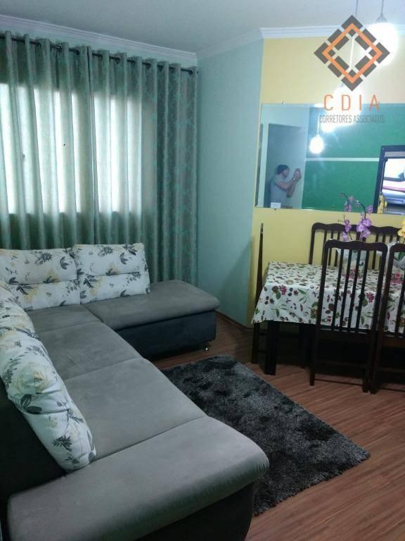 apto 58 m² 2 dormitórios, sala, cozinha, banheiro, área serviço, 1 vaga, play, salão festas, jogos, academia r$ 235.000,00 - ap43142