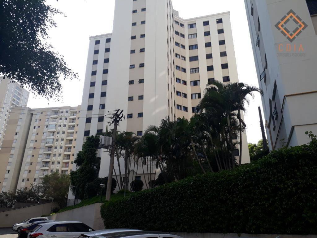 apto 58 m², corredor, 2 dormitórios, sala, cozinha, área de serviço, 1 vaga, 1 banheiro, cômodos grande, piso de madeira r$ 240.000,00 - ap45269