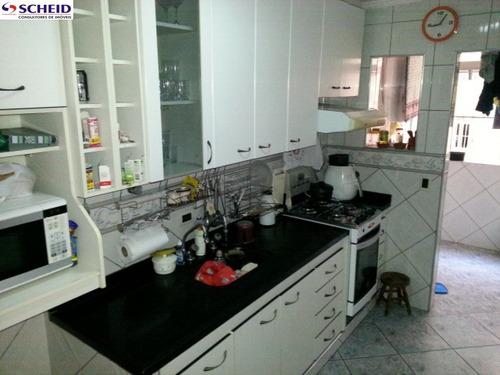 *apto 65 m² com 3 dorms, 2 banheiros, 1 vaga!* - mc1131
