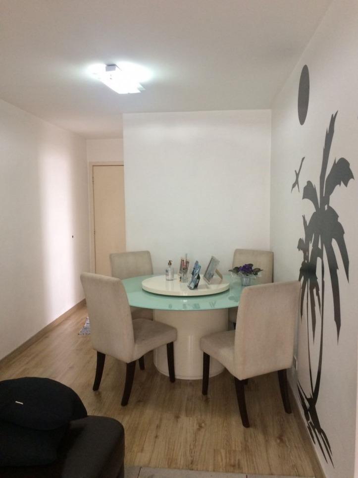 apto 67 m² 3 dormitórios vila são pedro santo andré  - 1060