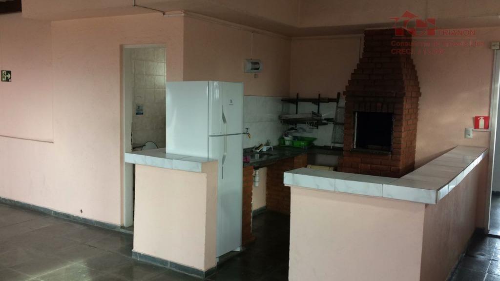 apto. 67 m2 2 dorm 2 vagas semi mobiliado - ap1201
