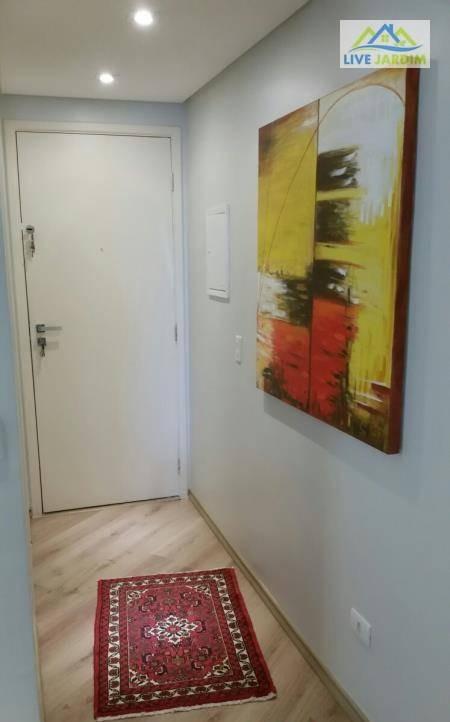 apto. 68 m² bairro jardim - ap0077
