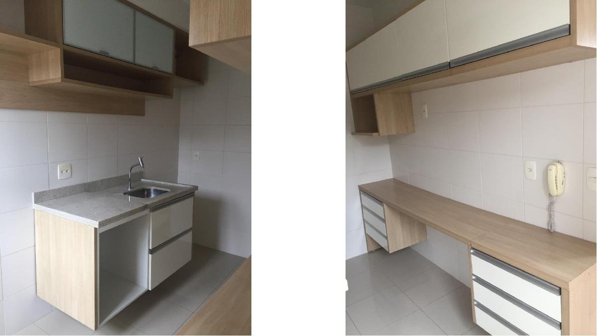 apto 69 m² - 2 dorms e 1 vaga a 400m do metrô carrão