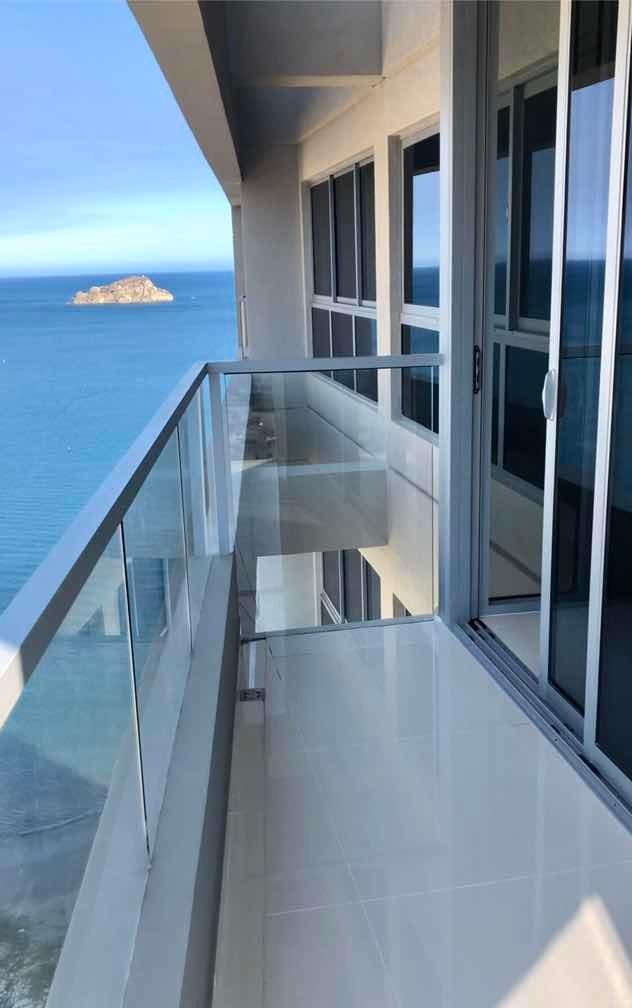 apto 88 mts, dos habitaciones, dos baños, dos balcones
