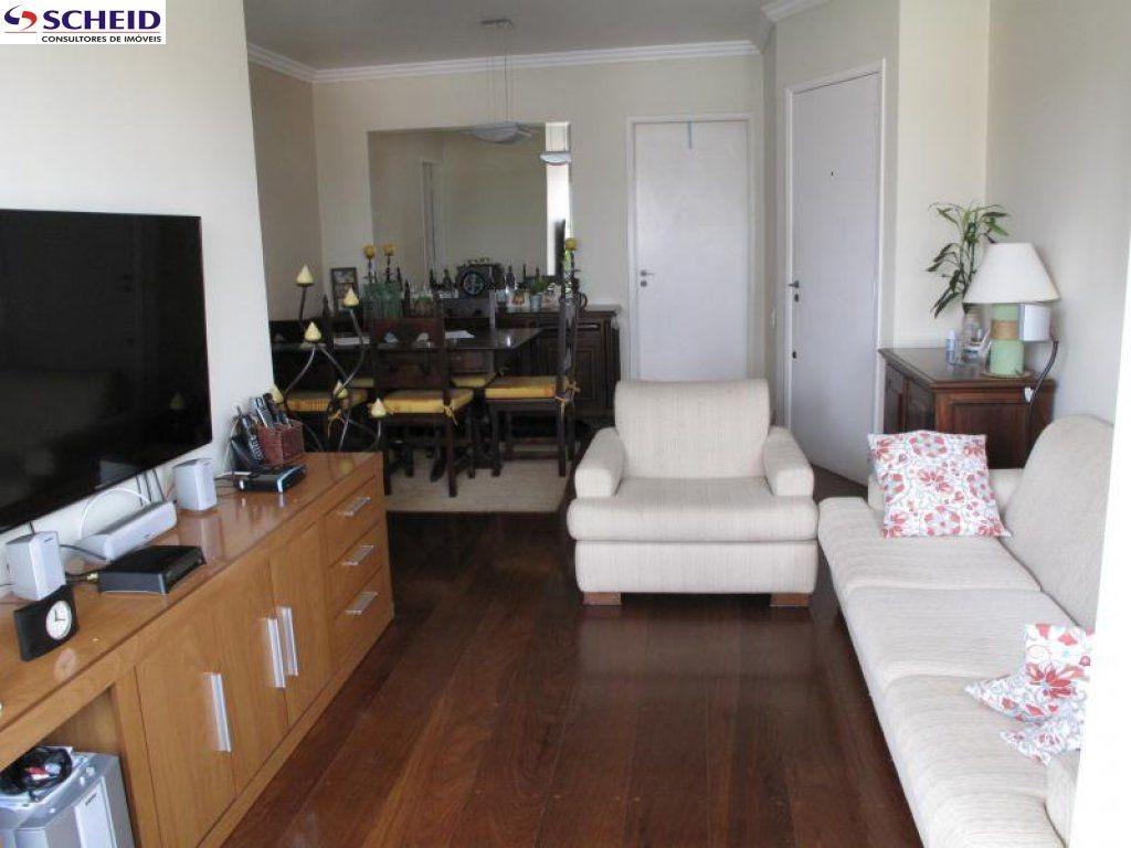 apto 92 m² com 03 dorms, 01 suíte e 02 vagas! - mc1115