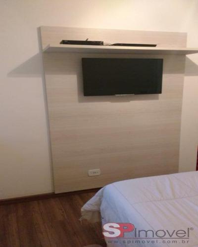 apto a venda - 03 dorm sendo 1 suites , 01 vaga e 97m2 - lazer completo - v2453 - 34354443