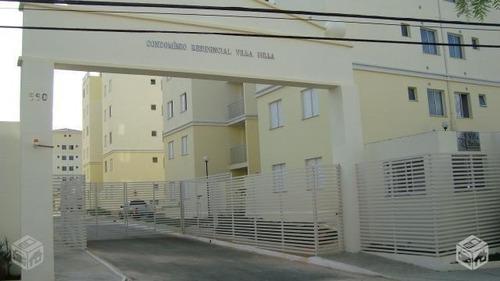 apto a venda 2 dorm. residencial vila bella j guadalajara sp