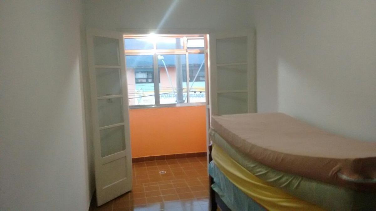 apto amplo 2 qtos, sala, terraços, gar próx praia r$ 165.mil