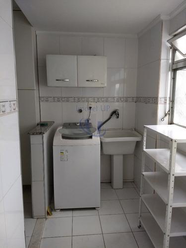 apto bairro itaim bibi, 120m², 3 dorm, 1 vaga, locacao pacote r$ 5.840,00 - l-1245