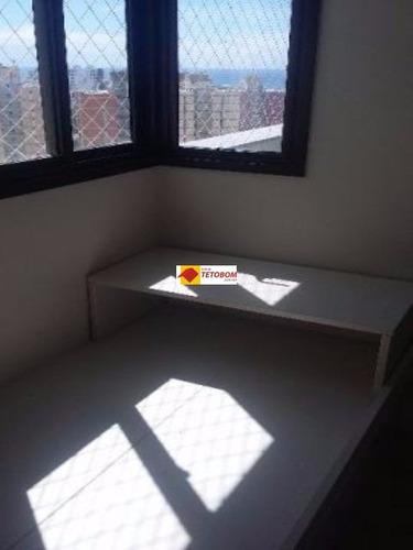 apto. cobertura para venda na pituba, salvador, 4 dormitórios, 1 sala, 1 banheiro, 3 vagas 170,00 m2 útil, valor: r$ 1.100.000,00 - belíssima vista! - tmm75 - 3177387