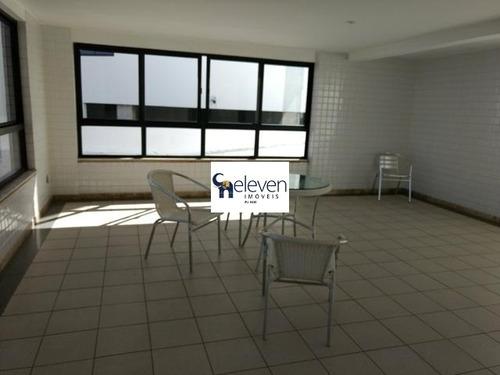 apto. cobertura para venda parque bela vista, salvador 3 dormitórios sendo 2 suítes, 1 sala, 1 banheiro, 2 vagas, 168 m². - ap00635 - 32351368