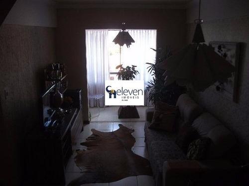 apto. cobertura para venda piatã, salvador 4 dormitórios sendo 1 suíte, 2 salas, 3 banheiros, 2 vagas 138,00 útil, 138,00 total vista para o mar. - tba4549 - 4489639