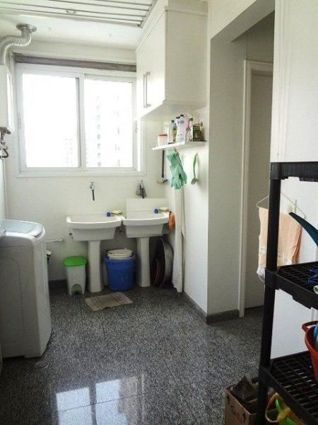 apto com  193 m² - 4 quartos - 3 suítes - 4 vagas - campo belo - 190-im49623