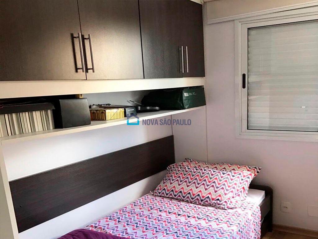 apto com 2 dormitórios 1 suíte e 1 vaga livre  a 300m do metrô conceição - bi26967