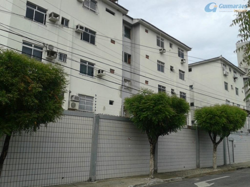 apto com 2 dormitórios + qto serviço à venda, 78 m² por r$ 210.000 - joaquim távora - fortaleza/ce - ap3848