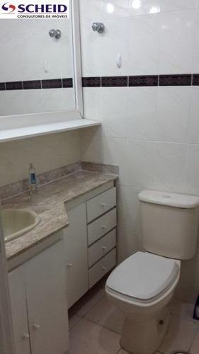 apto com 3 dormitórios 1 suit, sala ampla cozinha com ármários embutidos dep. de empregada, terraço - mc4133