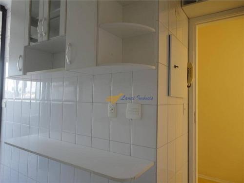 apto com 55 m², 2 dorms, 1 suíte, 1 vaga - ap0168