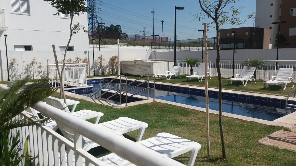 apto com piscina para locação aceita depósito $1.280,00 3069
