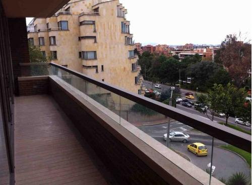 apto con terraza