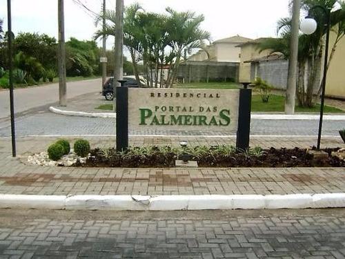 apto condomínio portal das palmeiras  x  terreno / itupeva