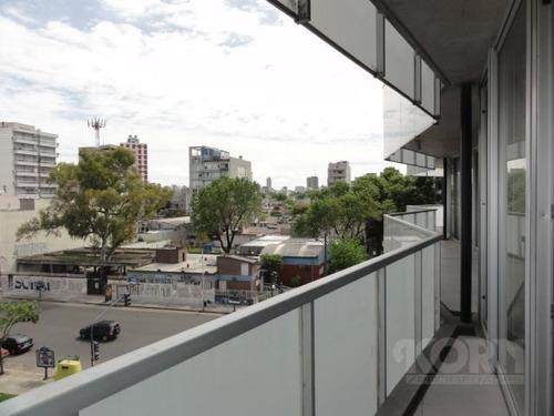apto credito - venta con renta oficina planta libre en palermo hollywood