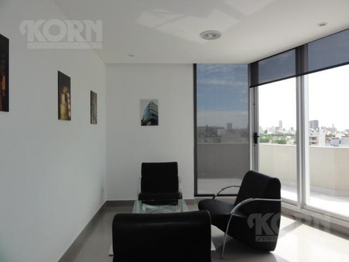 apto credito - venta y alquiler oficina planta libre en palermo hollywood