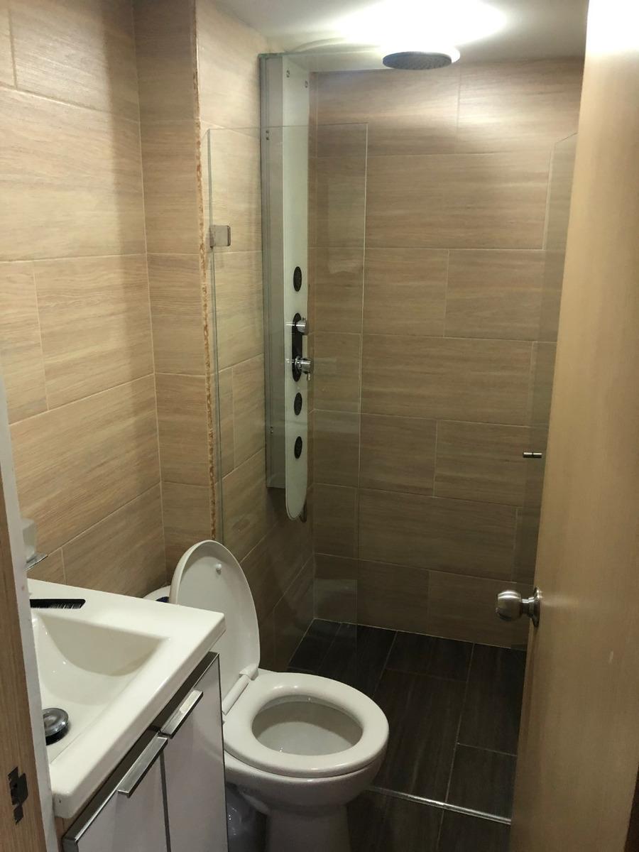 apto de 3 ambientes y 2 baños (niquia)