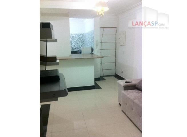 apto de 70 m² com 2 dorms no condomínio ilhas gregas, em sbc. - ap0411