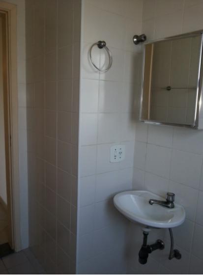 apto de 70 mts², 3 dorms 1 vaga garagem-sem piscina/elevador