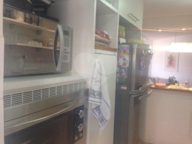 apto de um dormitório, uma vaga de garagem, ampla sala com sacada - 169-im176248