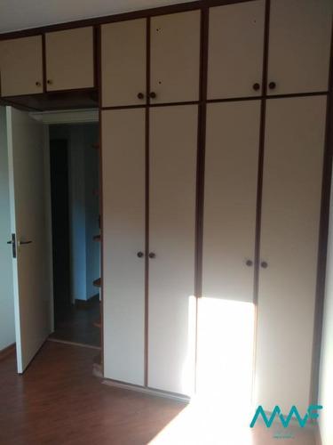 apto edif. ana paula - 107 m2 - 3 dorm. - vende ou aluga! - 954