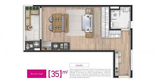 apto em moema 1 dormitório com varanda próximo metrô moema