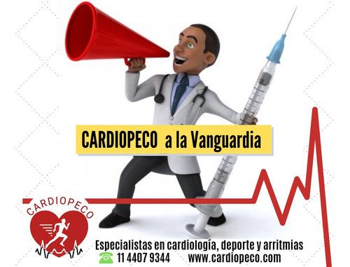 apto físico médico gimnasio escolar deportivo cardiólogo uba