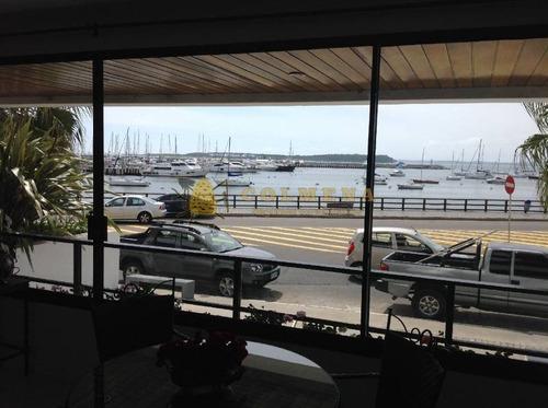 apto frente al puerto - ref: 523