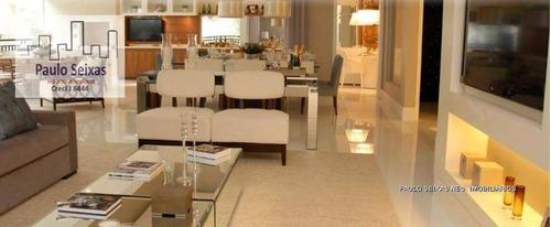 apto grandioso 244  m² -água  branca - ap0056