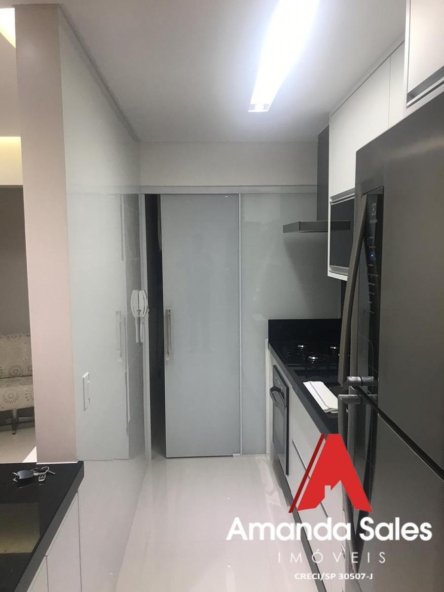 apto imperdível 66m² com opção de varanda gourmet, cond viva cittá - ap00604e