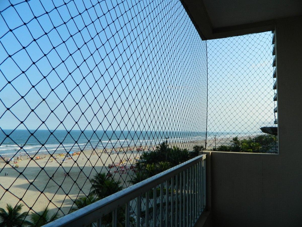 apto jóia frente para o mar 3 dormitórios praia grande