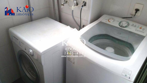 apto mobiliado com 3 dormitórios à venda,72m², macedo