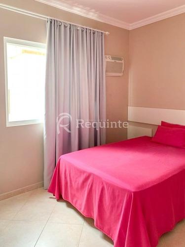 apto mobiliado com 4 dormitórios sendo 2 suítes! - 1407