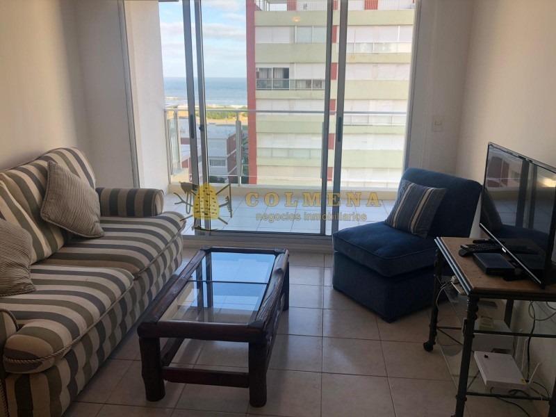 apto muy bien ubicado de 2 dor 2 baños y balcon con vista.-ref:742