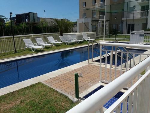 apto na aricanduva com 2 dormitórios sacada e piscina novo!