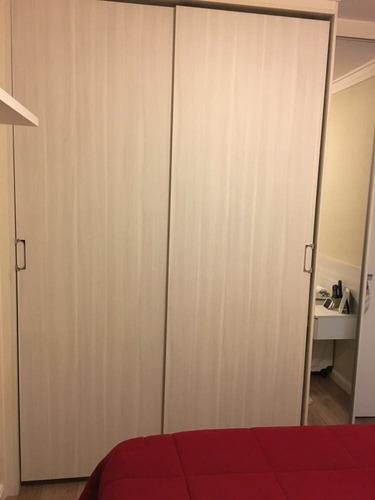 apto. no bonfiglioli c/ 57 m² 2 dorms. 1 vaga lazer ref:. 23