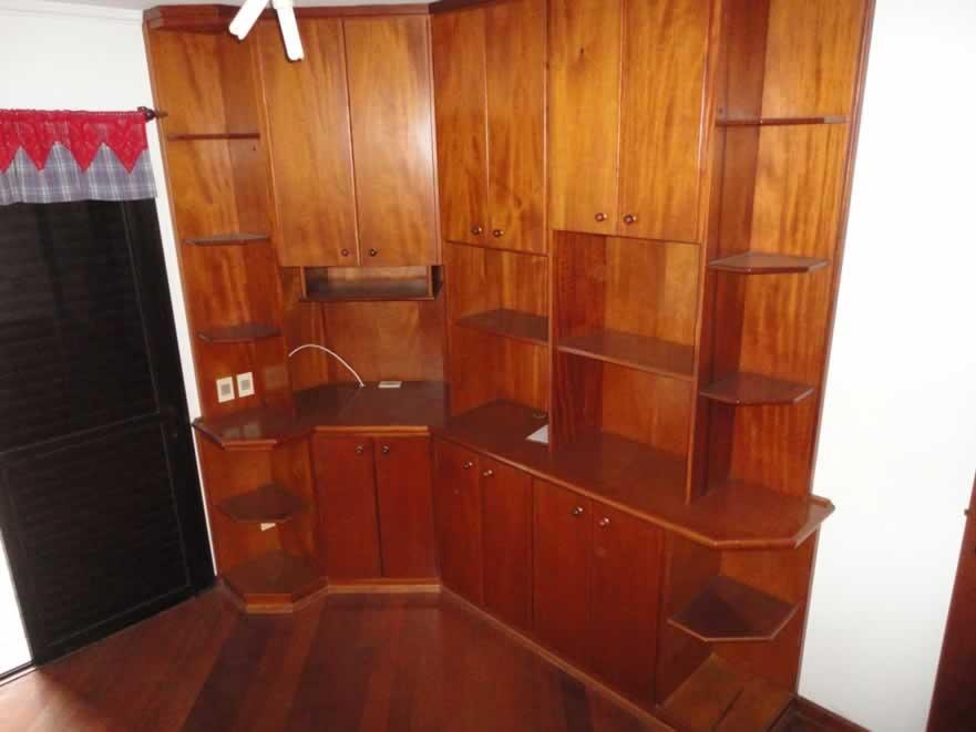 apto no cambuí 3 dorm. 170m² const. aluguel r$ 2600 apa00145